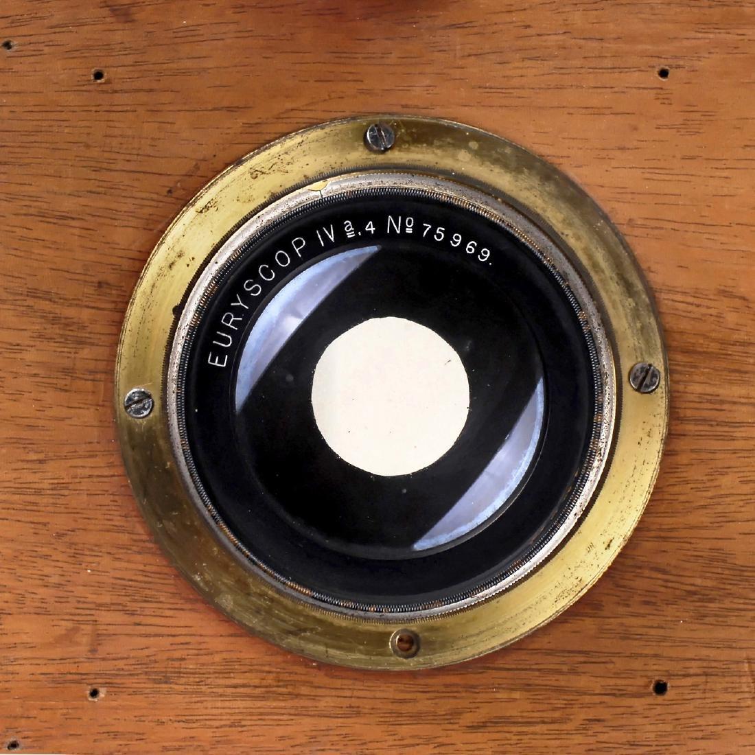Eugen Loeber Field Camera with Voigtländer Euryscop - 3