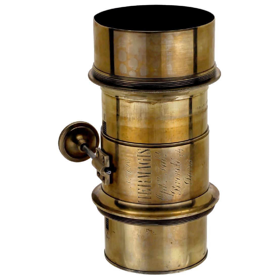 Hermagis Convertible Lens, c. 1863