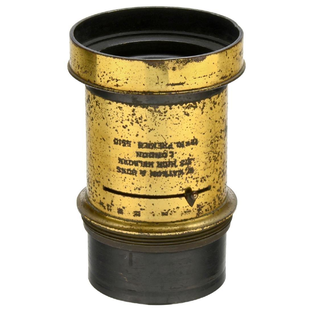 4 Brass Lenses from England - 2