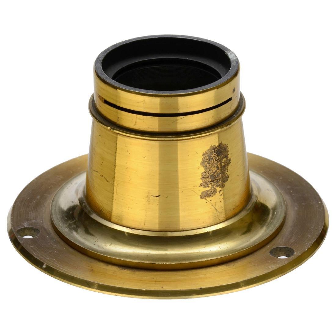 4 Brass Lenses from England - 3