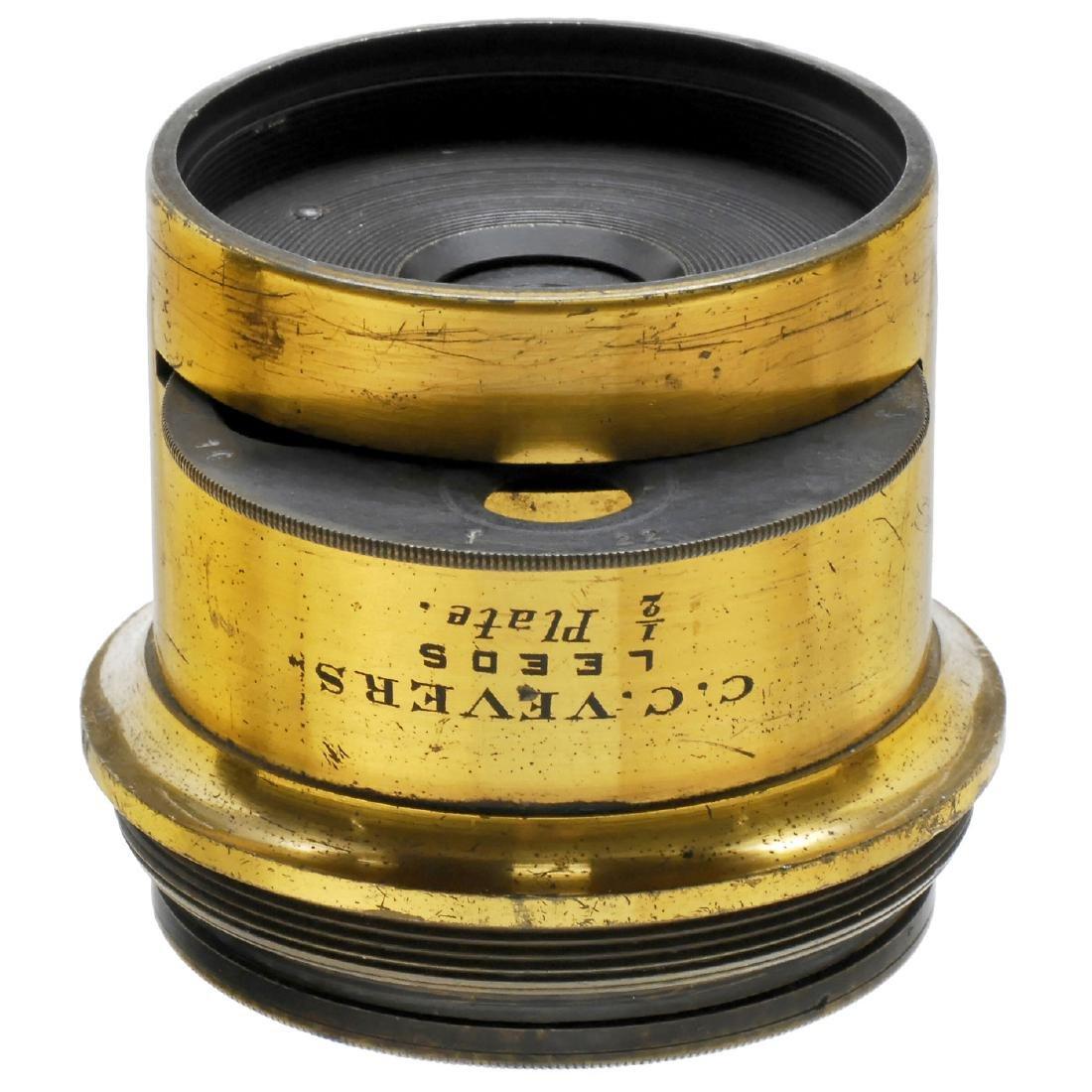 4 Brass Lenses from England - 4
