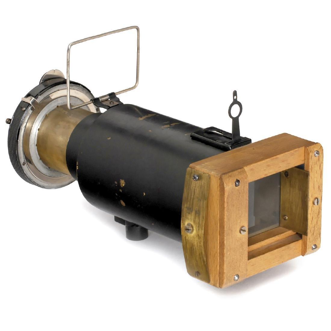 Telephoto Camera with Coronar 4,5/15 cm, c. 1925 - 2