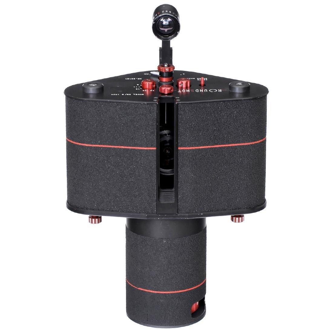 """Seitz Panoramic Camera """"RoundShot"""" Mod. 65/5, 1990"""