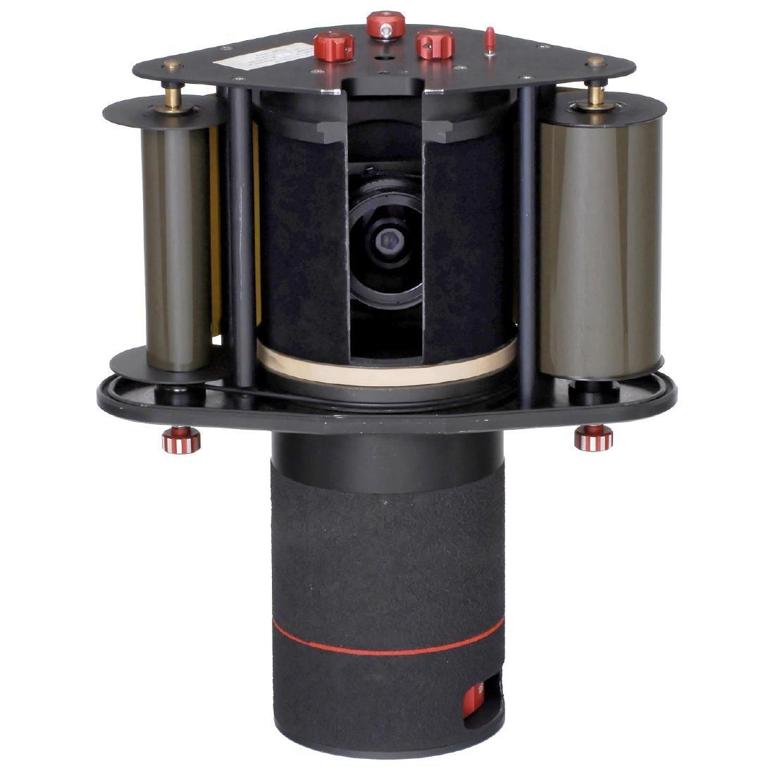 """Seitz Panoramic Camera """"RoundShot"""" Mod. 65/5, 1990 - 5"""