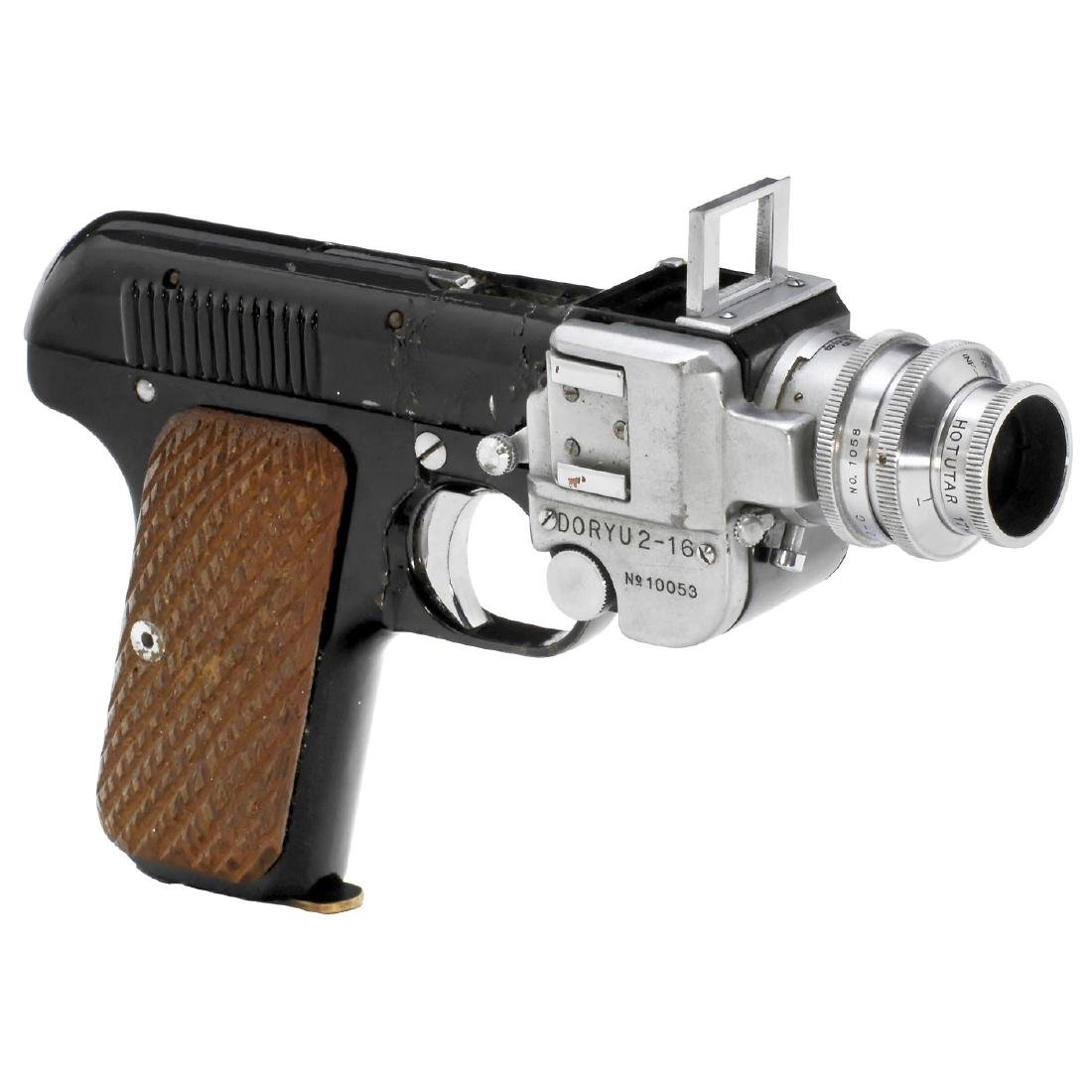 Doryu 2-16 Flash Camera, 1955