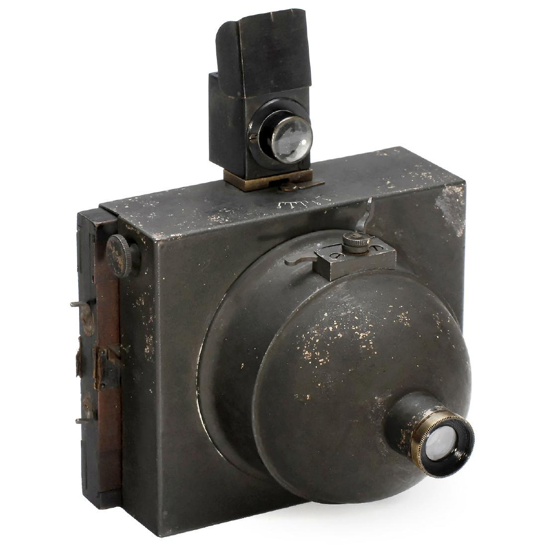 Photosphere All-Metal Camera (8 x 9 cm), 1888