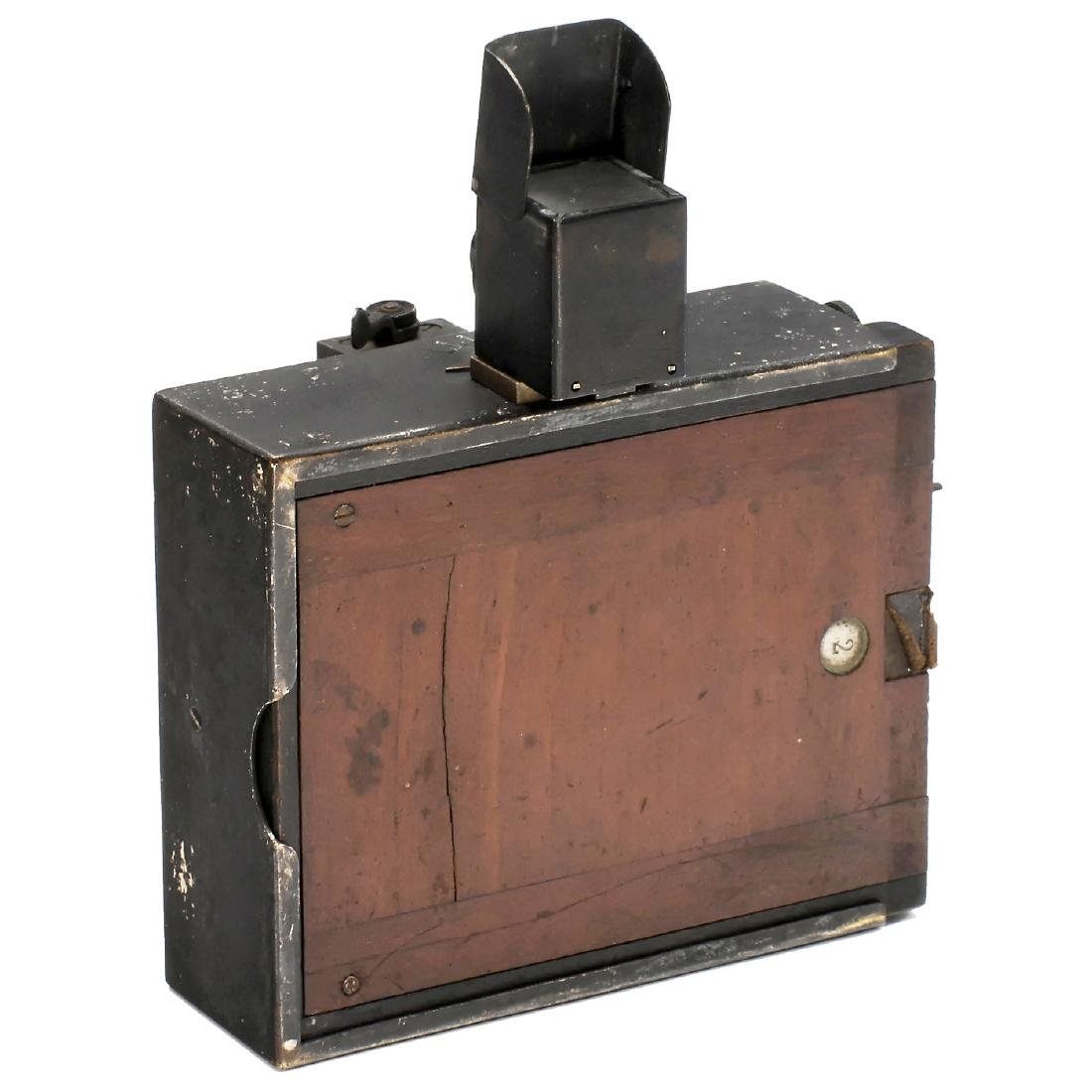 Photosphere All-Metal Camera (8 x 9 cm), 1888 - 2