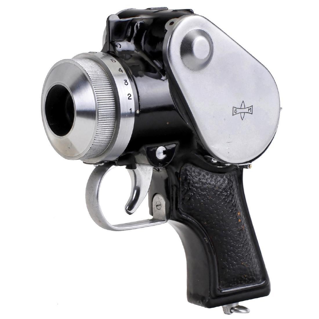 Mamiya Pistol Police Camera, 1954