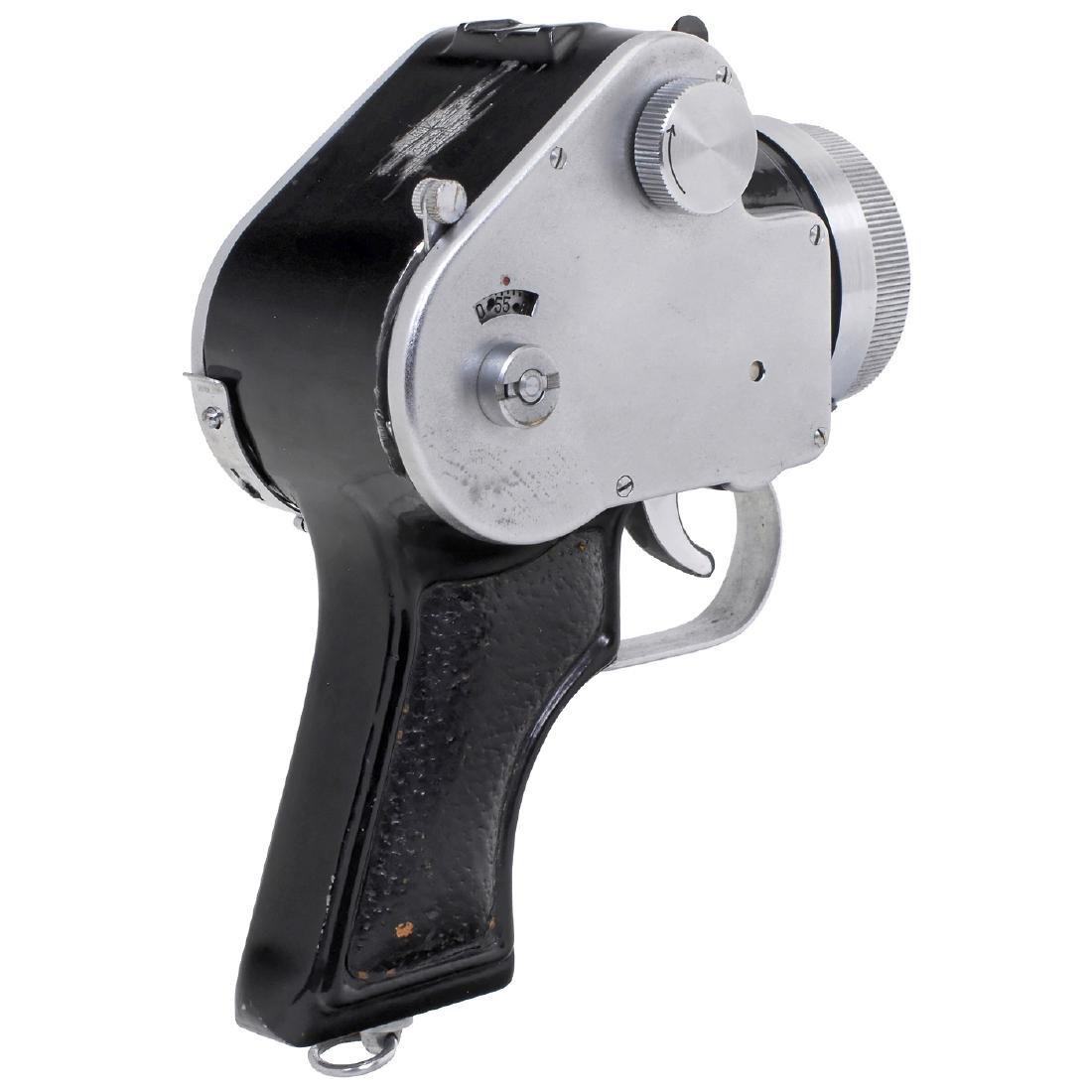 Mamiya Pistol Police Camera, 1954 - 2