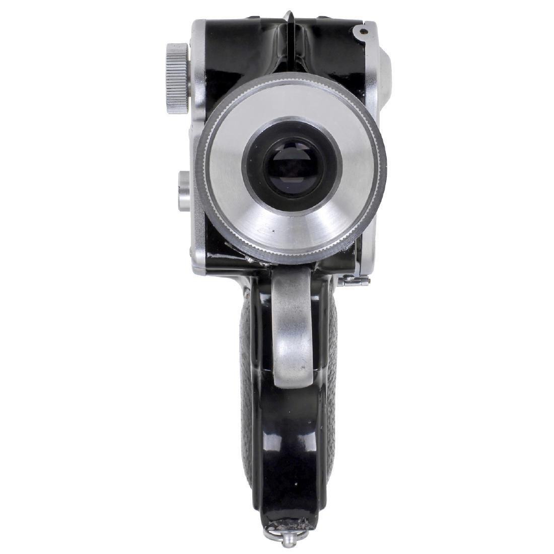 Mamiya Pistol Police Camera, 1954 - 3