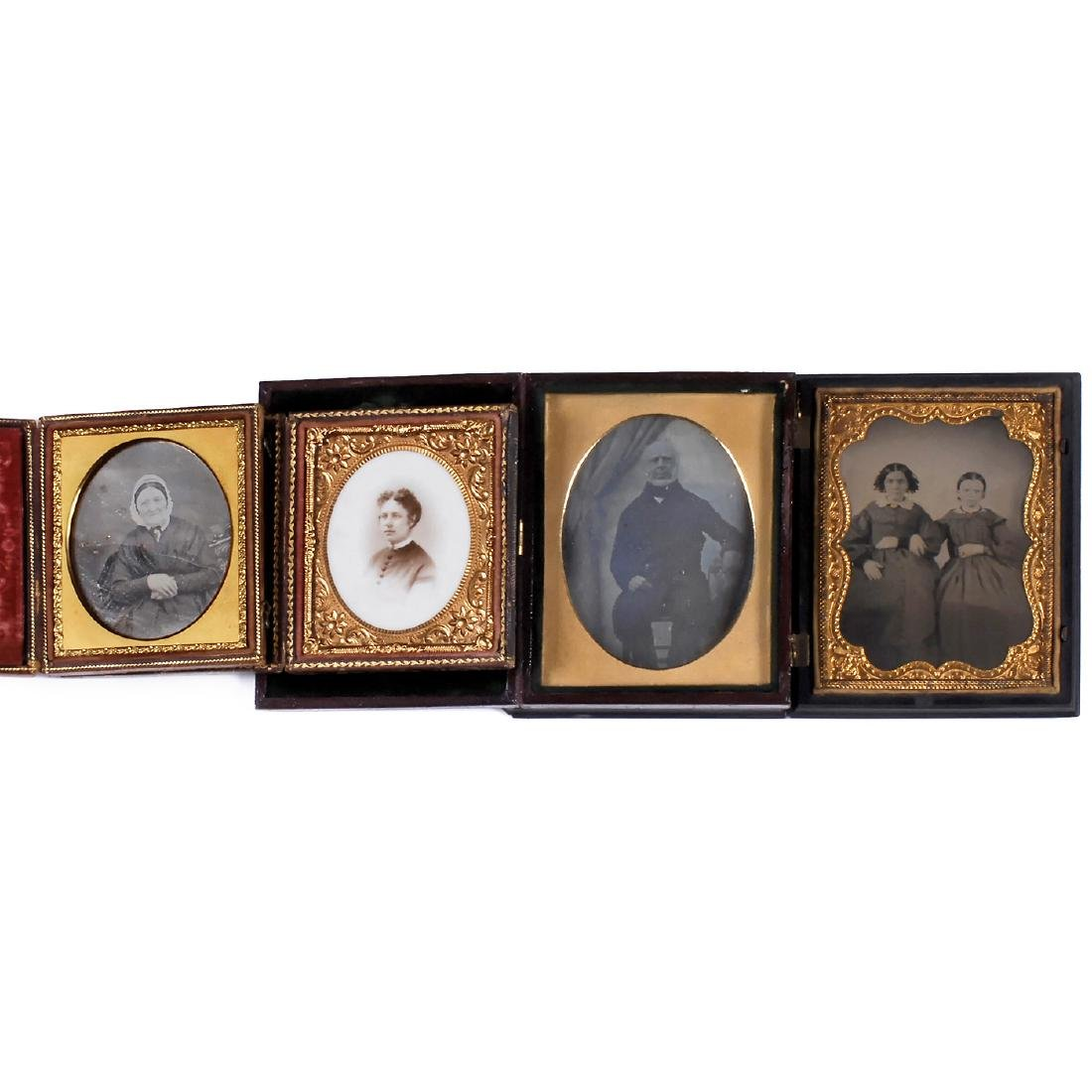 2 Daguerreotypes and Other Images, 1845-55