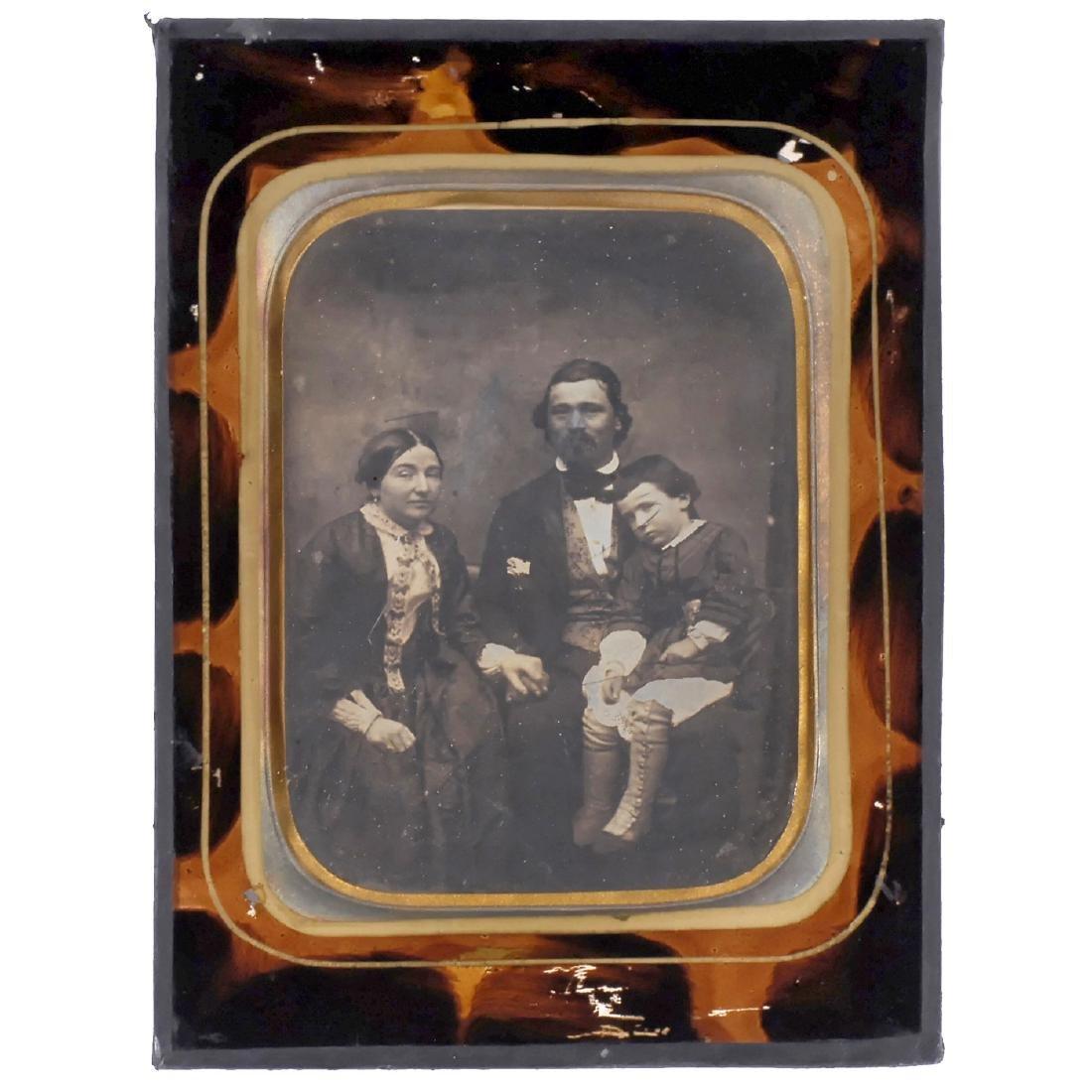 French Daguerreotype, c. 1853