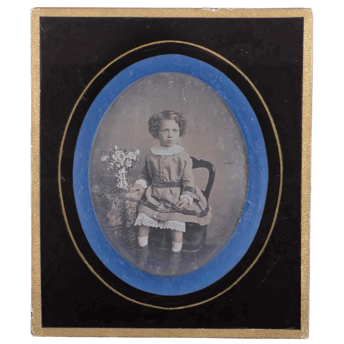 2 Daguerreotypes (Children), c. 1845-46 - 2