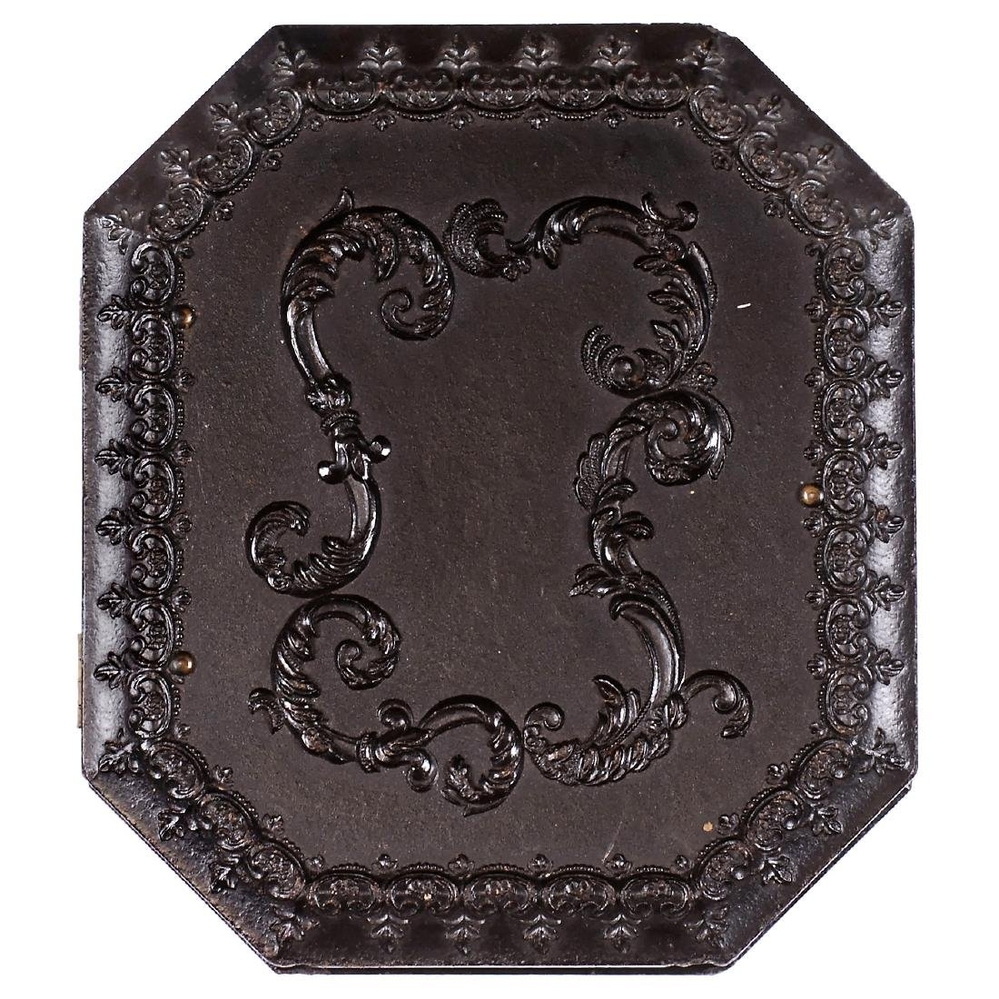 Union Case with Ambrotype, c. 1856 - 3