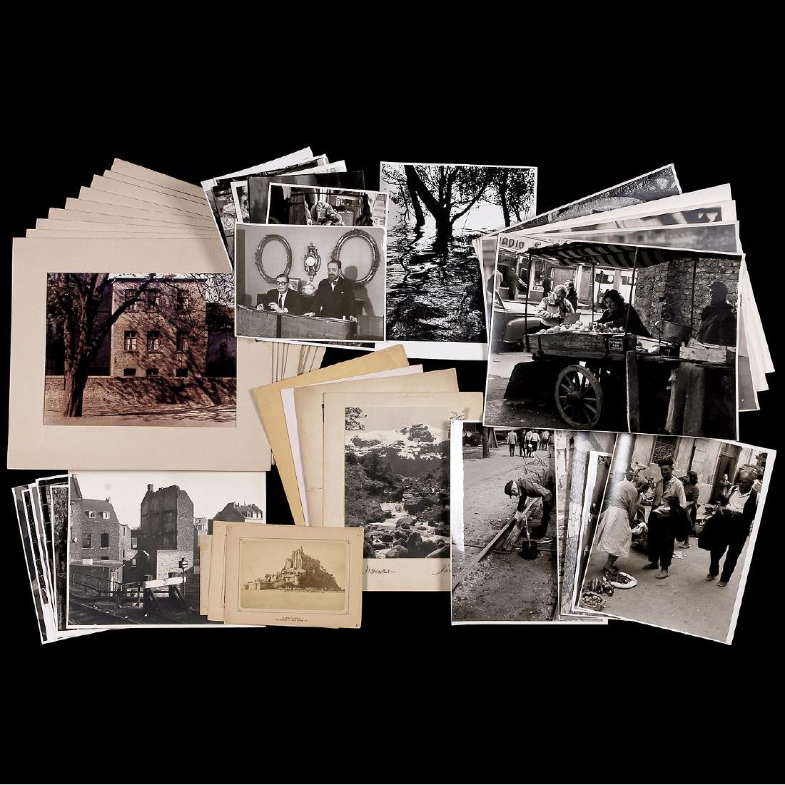 Collection of Photographs, predominantly 1950-60 - 3