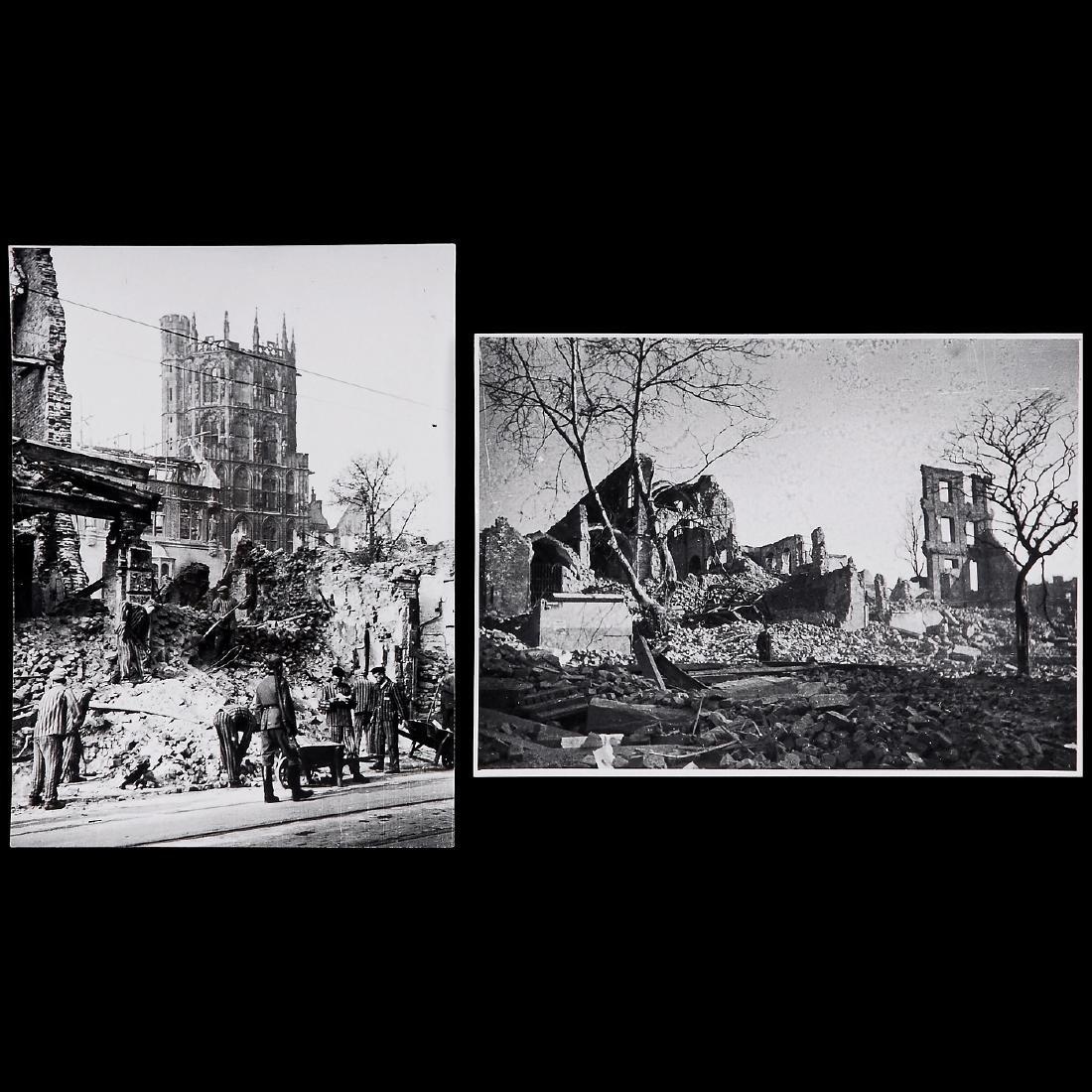 Peter Fischer: 2 Cologne Views, 1943-1944