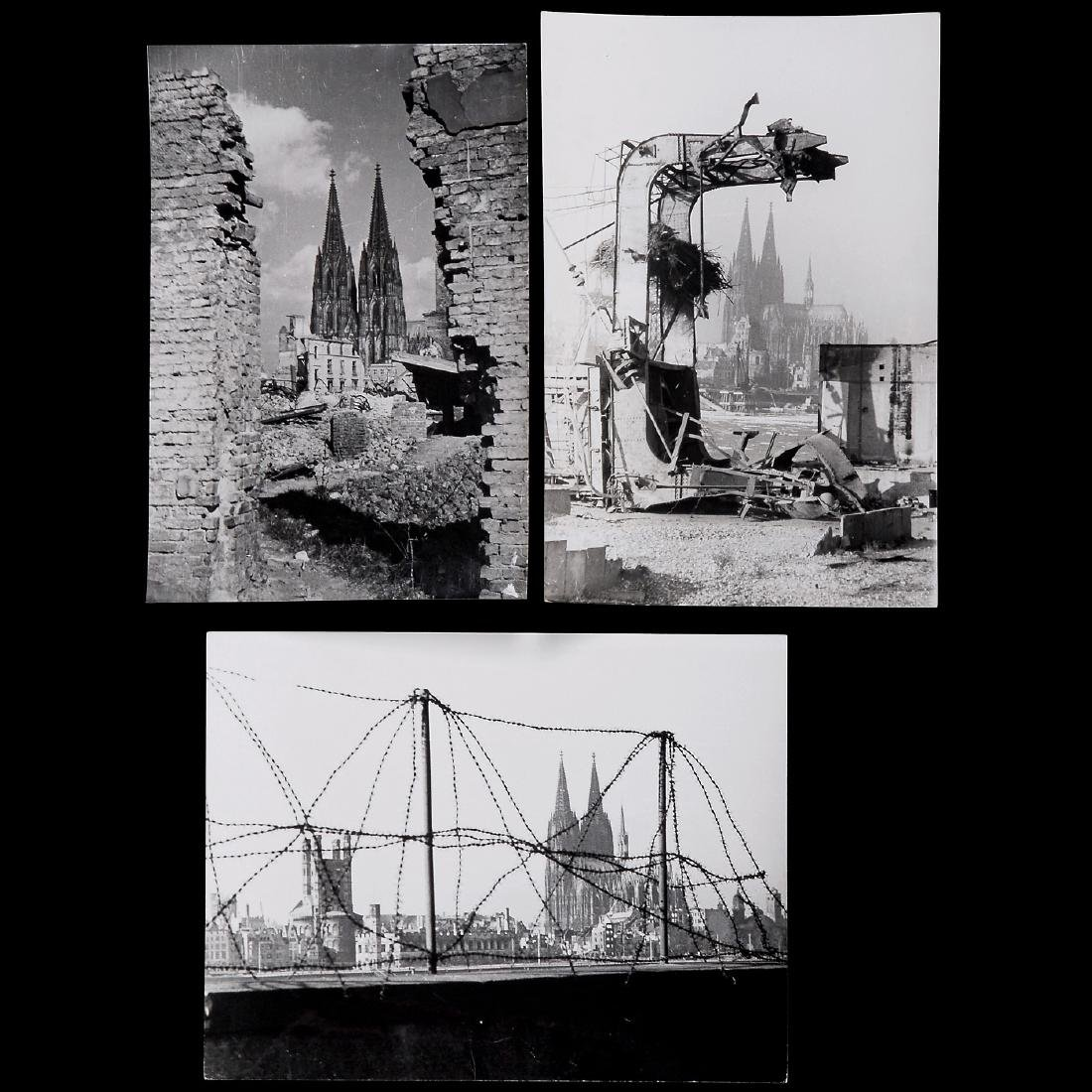 "Peter Fischer: ""Cologne Cathedral"", 1943-1948"