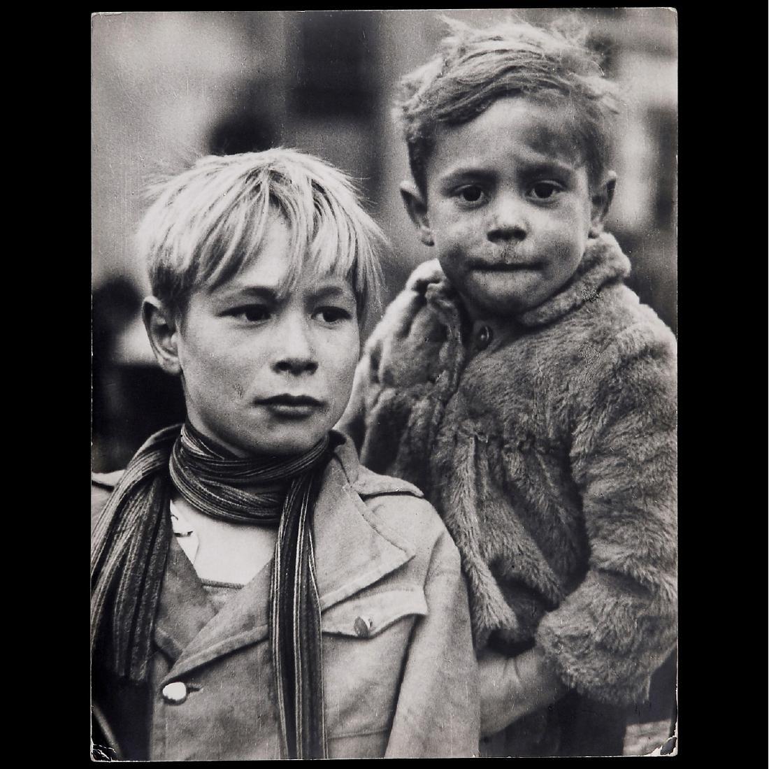 "Peter Fischer: ""Verwahrloste Jugend"" (Neglected Youth),"