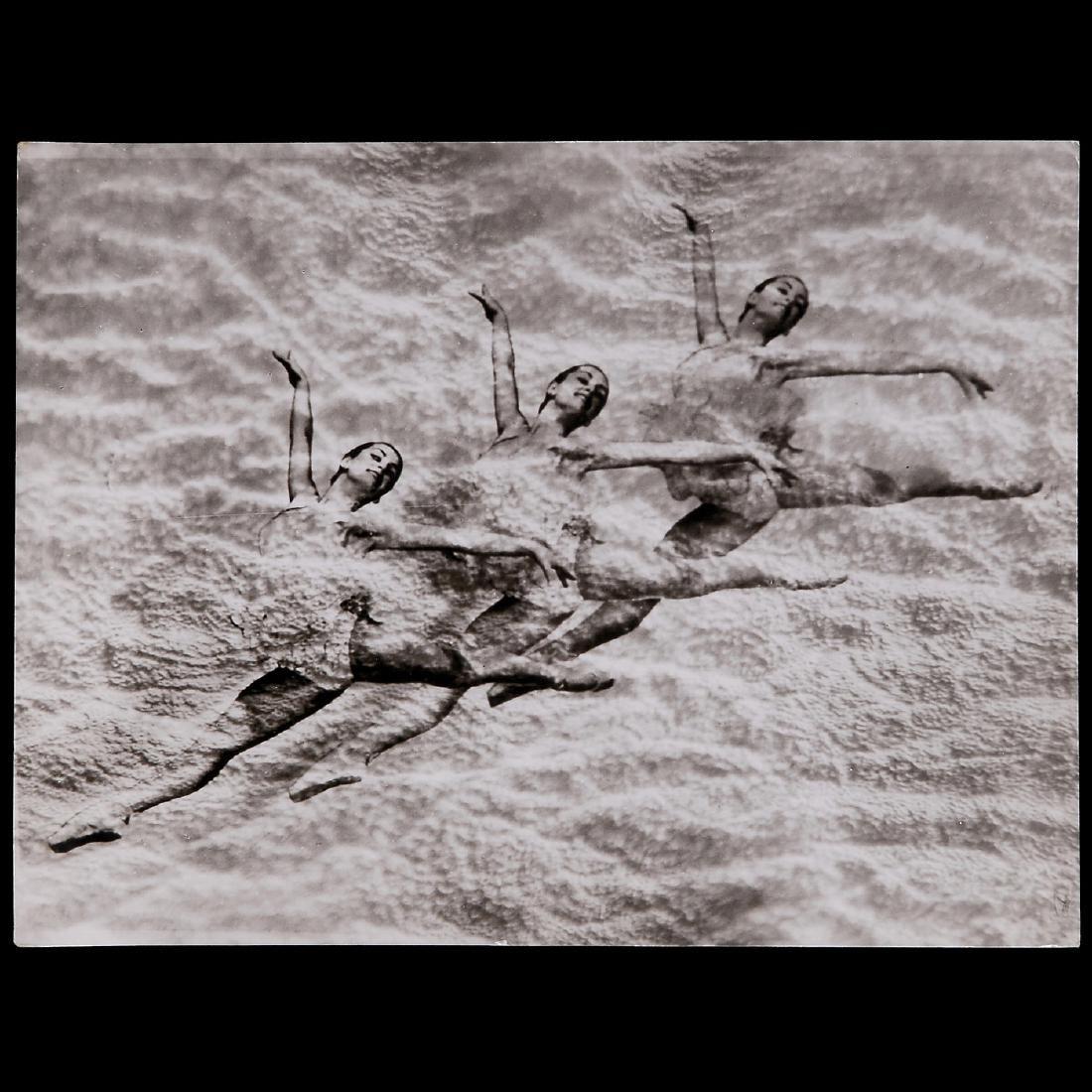 """Peter Fischer: """"Wasserballett"""" (Water Ballet), c."""