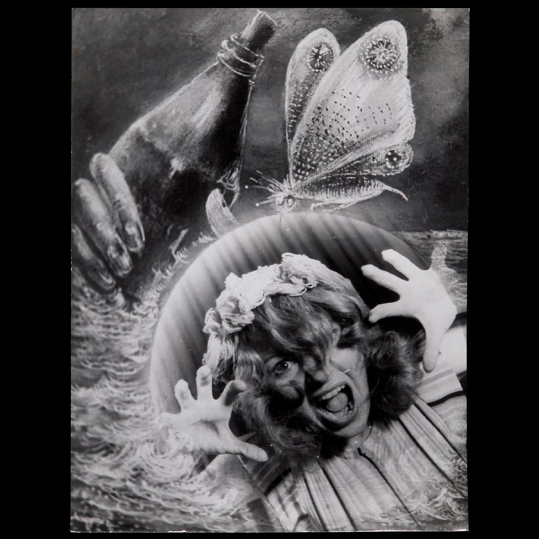 """Peter Fischer: """"Surrealistische Montage"""" (Surreal"""