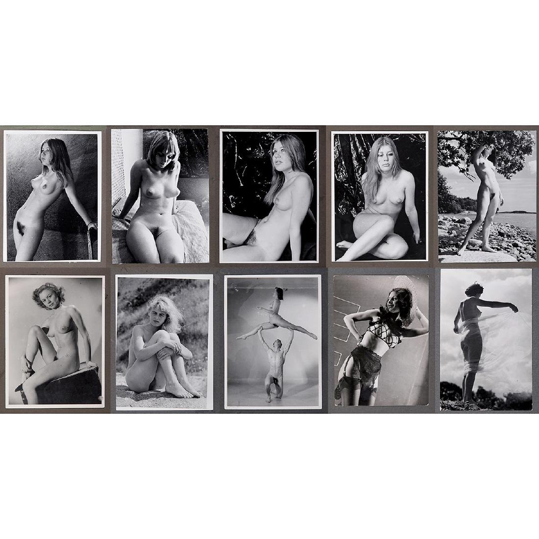 Nude Photographs, c. 1955-65