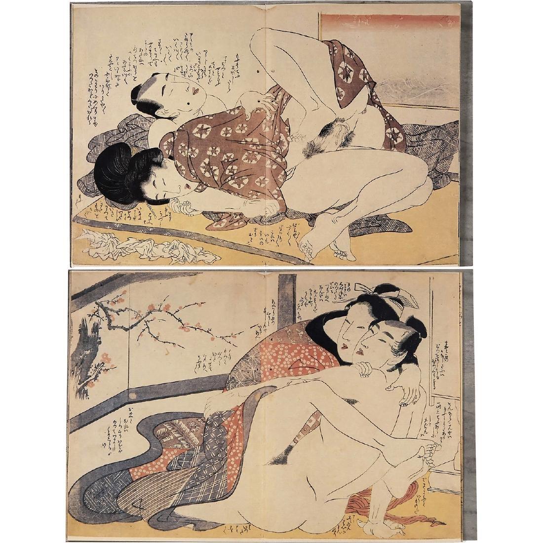 """Erotic Panoram """"Utamaro"""""""