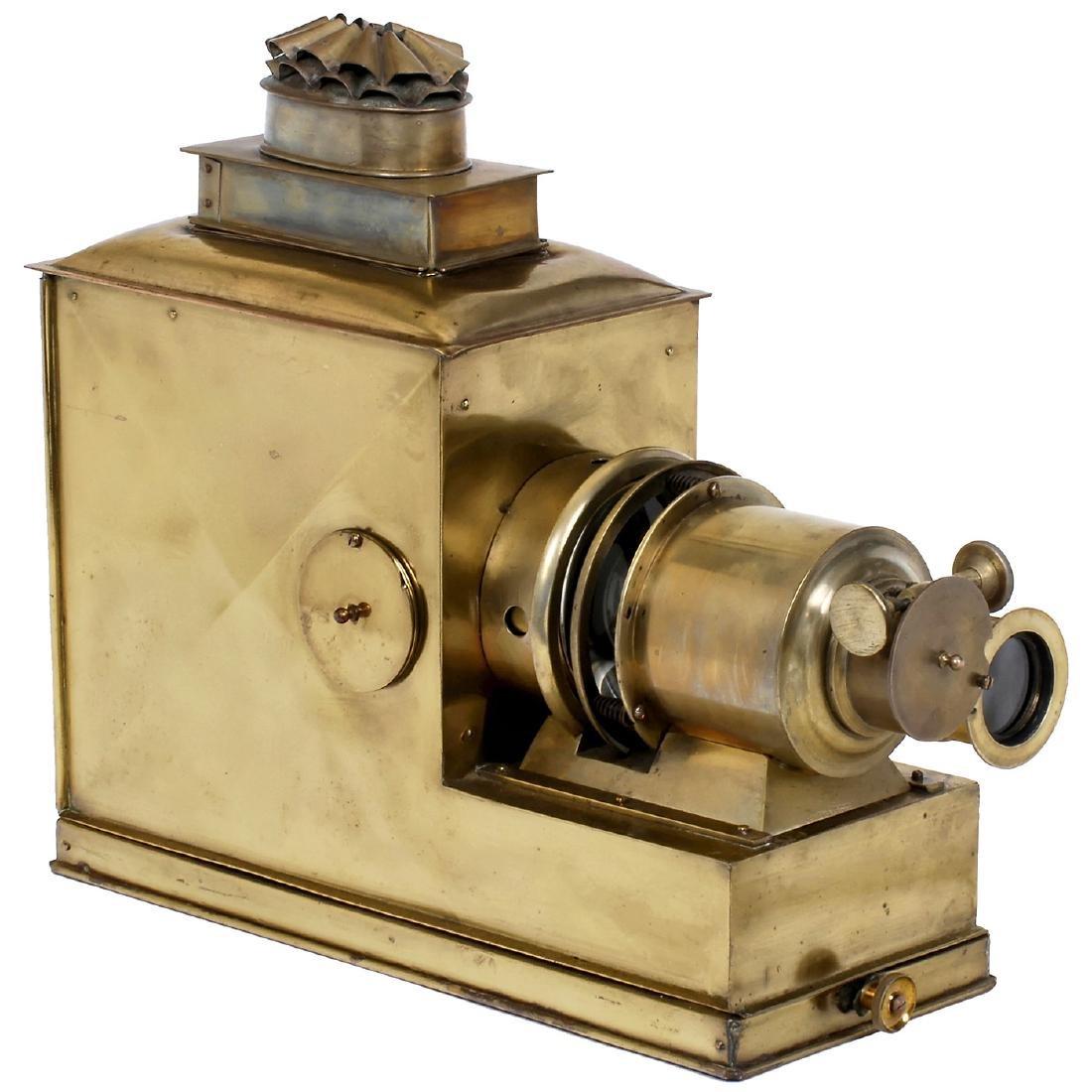Brass Sciopticon, c. 1880