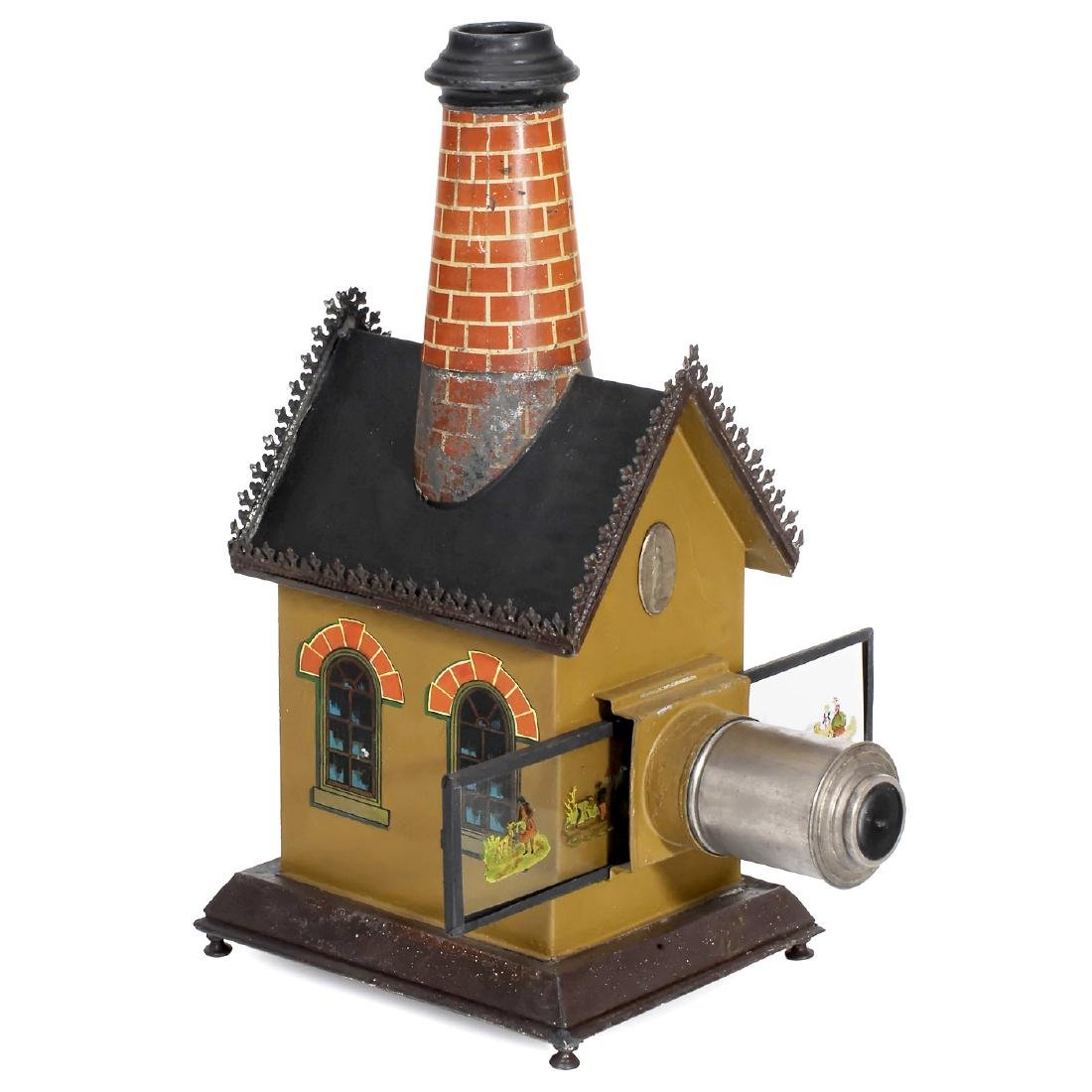 The Factory Magic Lantern, c. 1895