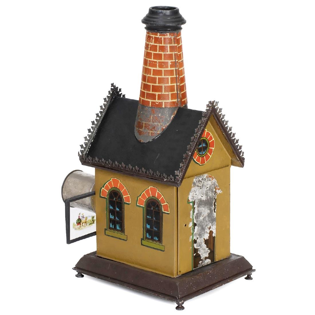 The Factory Magic Lantern, c. 1895 - 2