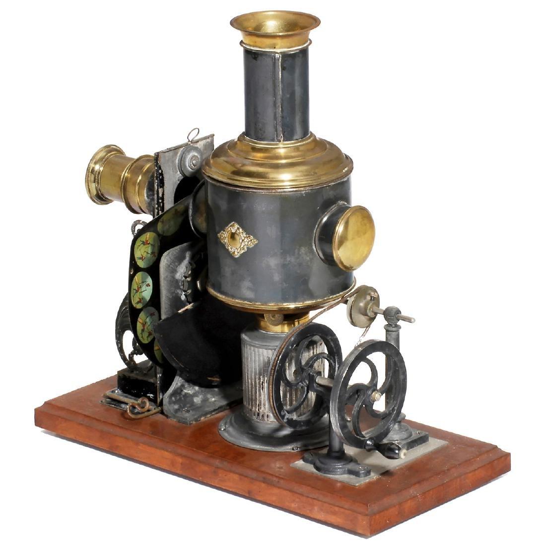 Kinematador No. 790 by Ernst Plank, 1897 - 2