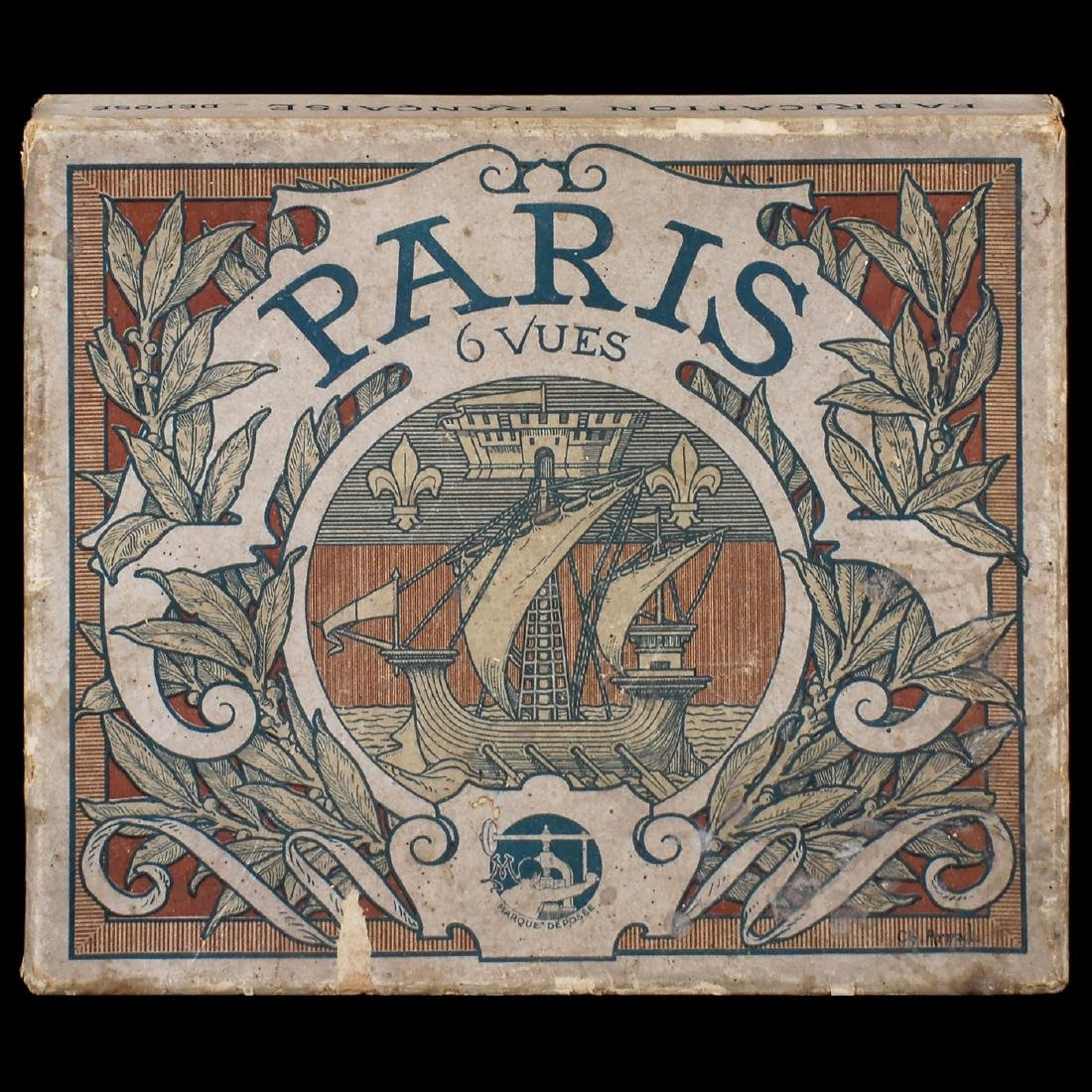 6 Views of Paris, c. 1890 - 3
