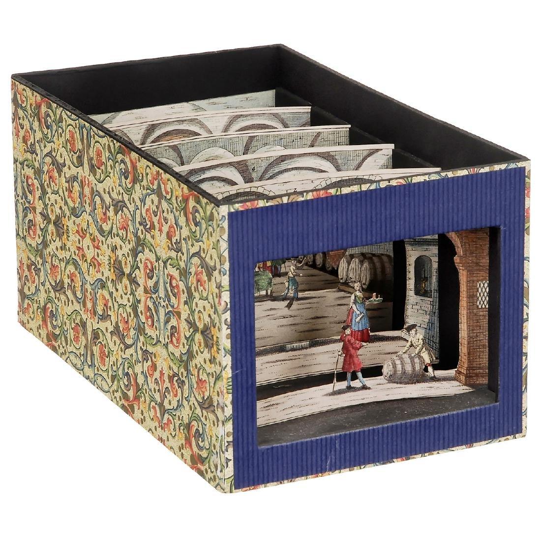 Perspective View Box Diorama, c. 1850 -70 - 2