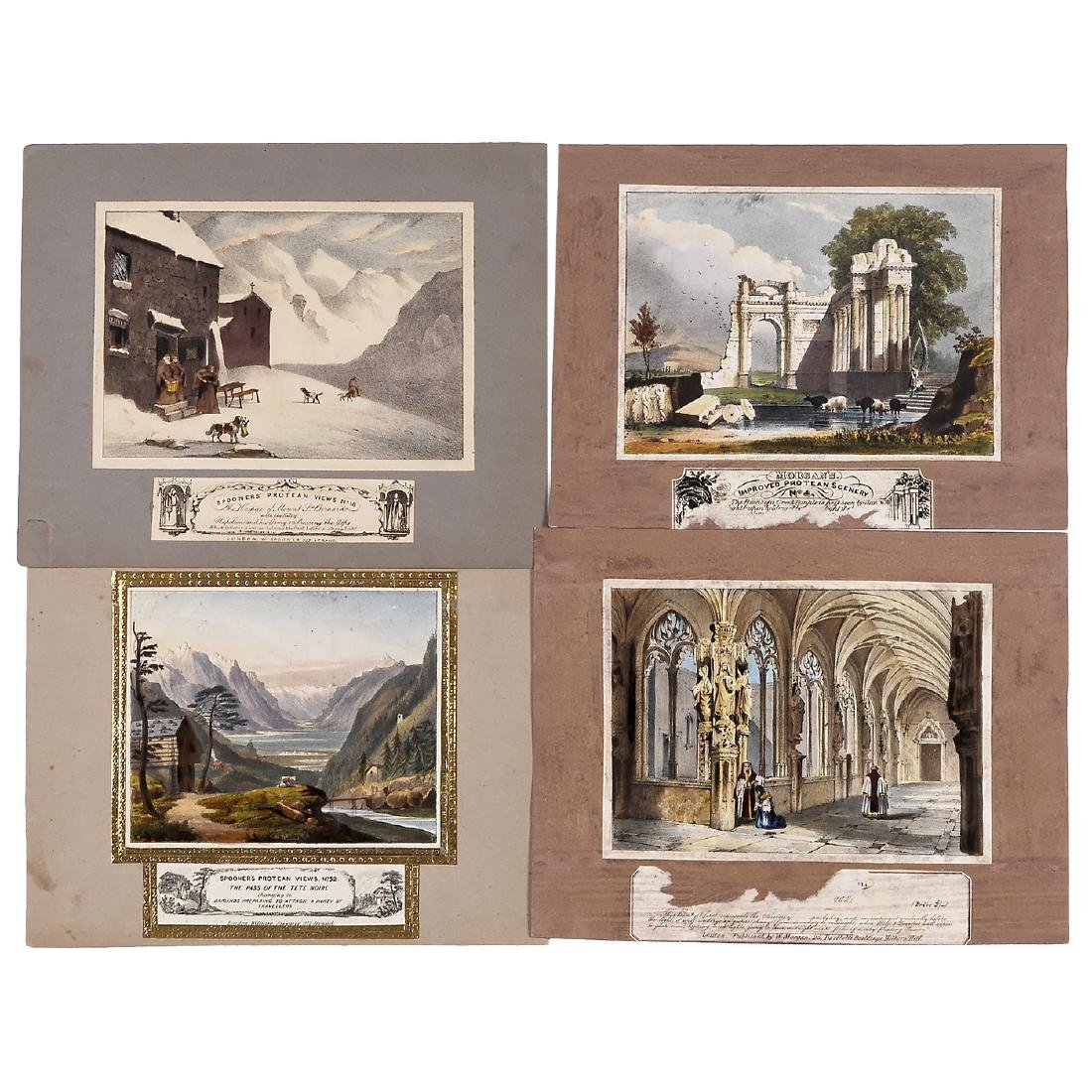 Transparencies (Day and Night), c. 1840-80 - 3