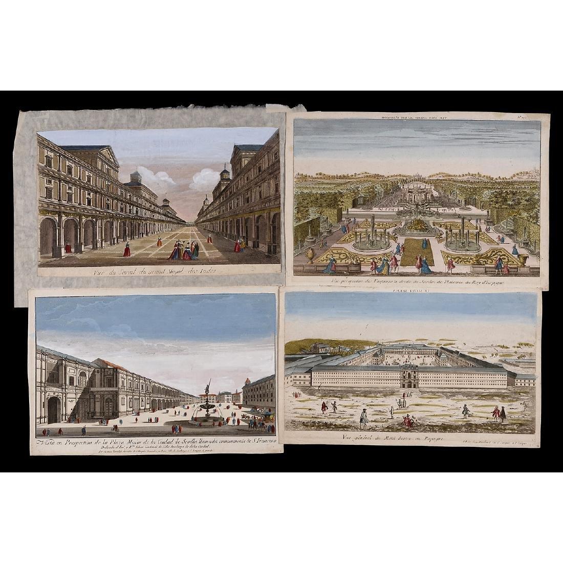 "8 ""Vues d'Optique"", c. 1830-70 - 2"