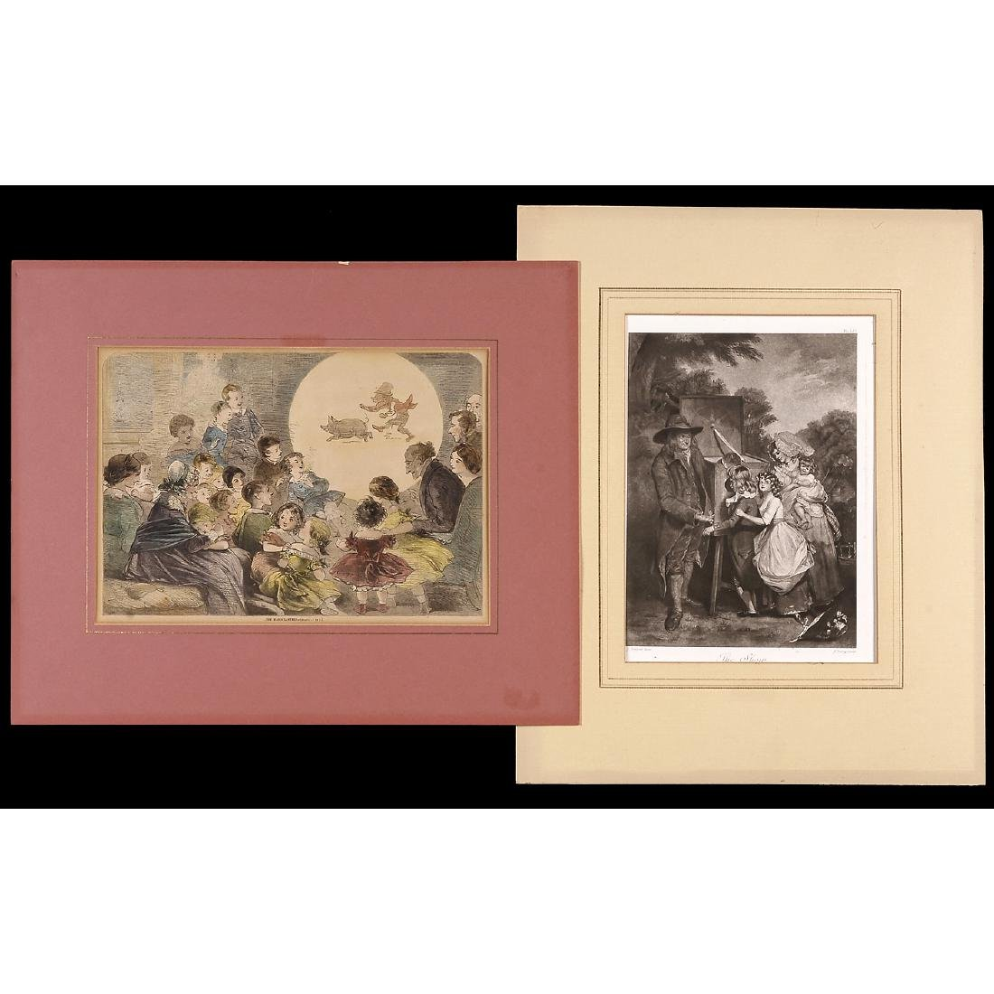 "6 Graphics ""Optical Illusions"", 1851-1905 - 3"
