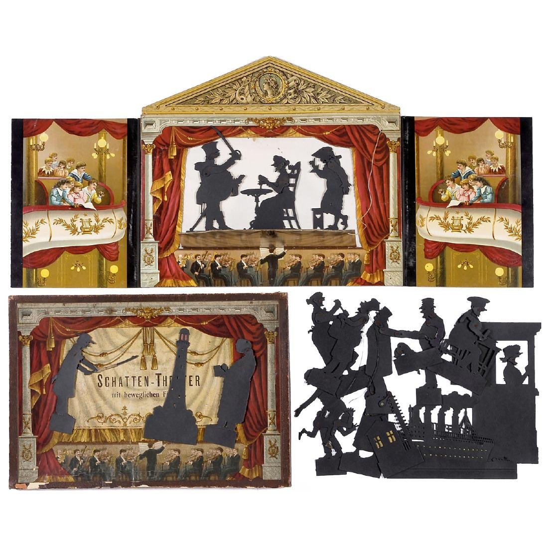 Shadow Theater, 1860-1880 - 2