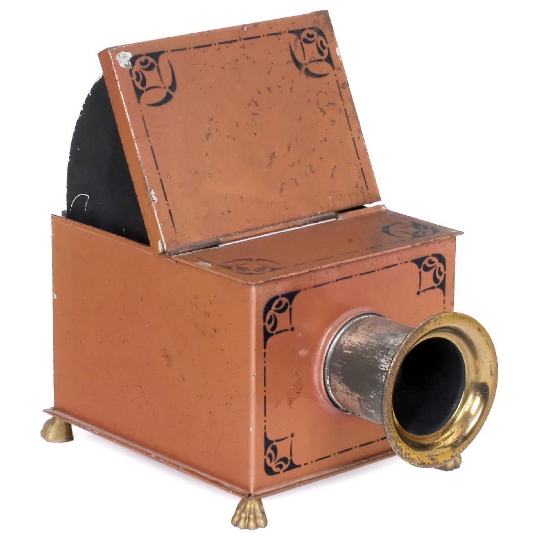 """Gebrüder Bing """"Camera Obscura"""", c. 1890"""
