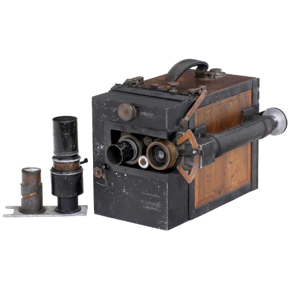 Debrie/Vinten Camera, c. 1922