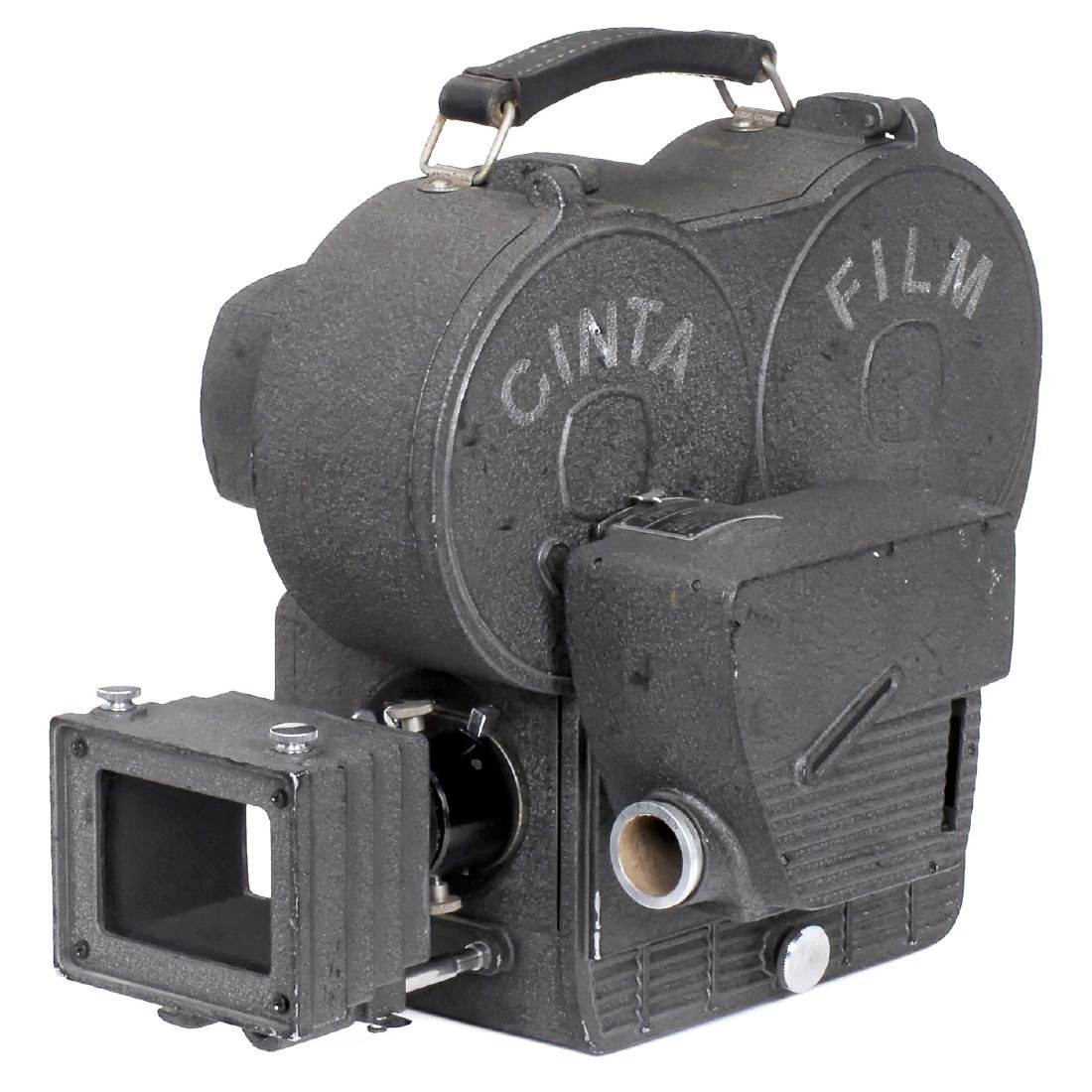 Auricon CM-71 16mm Movie Camera, c. 1955