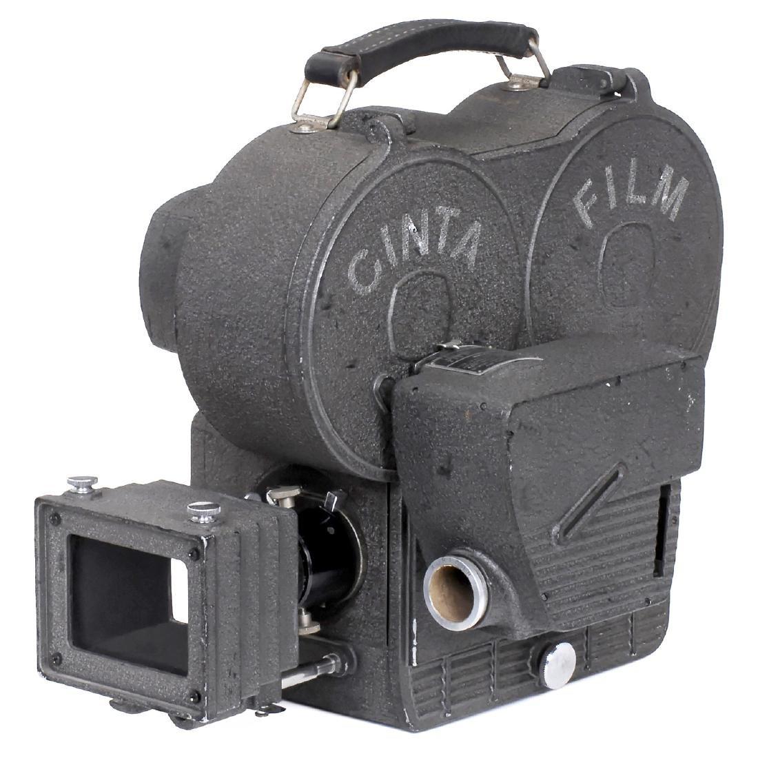Auricon CM-71 16mm Movie Camera, c. 1955