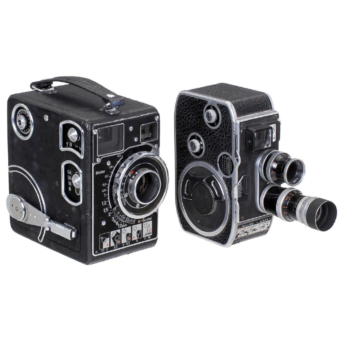 Siemens CII 16mm Movie Camera, c. 1940