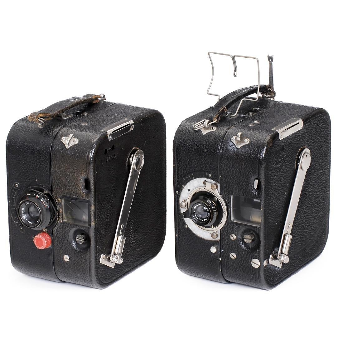 Kinamo 25 35mm Movie Camera, c. 1924