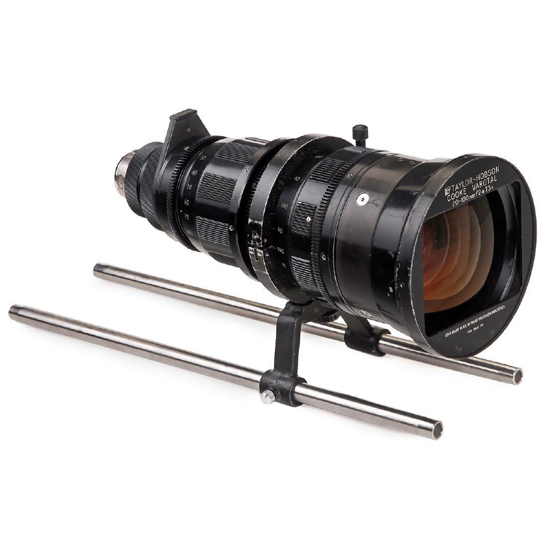 Cooke-Varotal Zoom 1:2,8/20-100 mm Lens, c. 1965