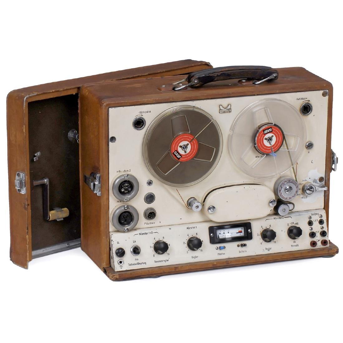 Maihak MMK6 Pilottone Tape Recorder, c. 1960