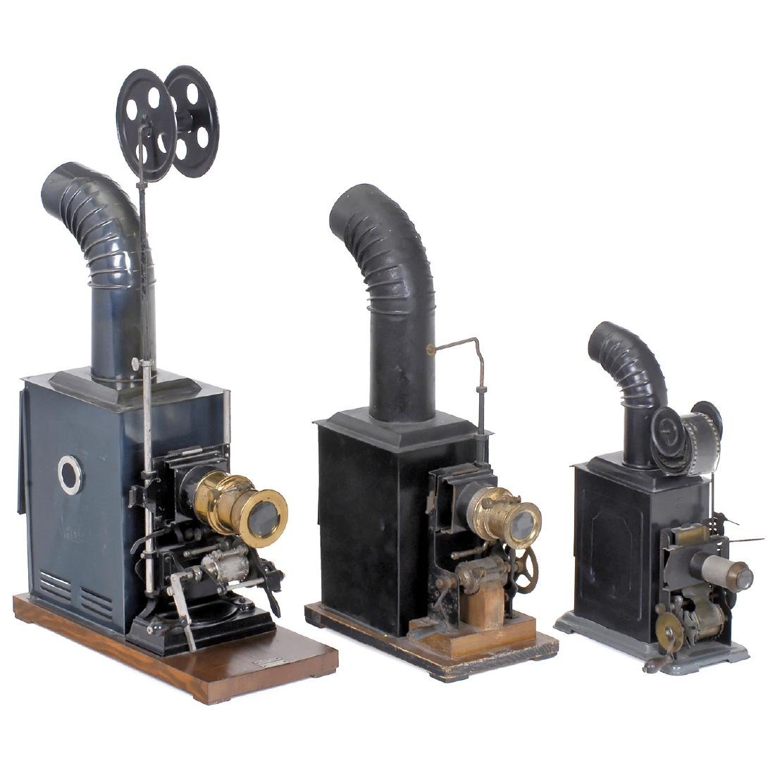 35mm Cinematograph by Gebrüder Bing, c. 1910