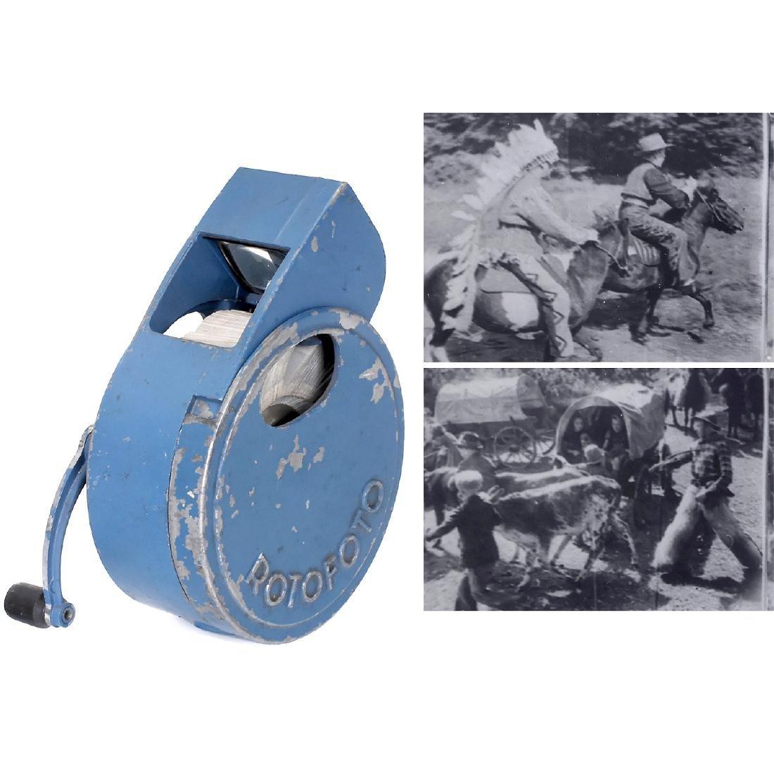 Rotofoto Mutoscope, c. 1910