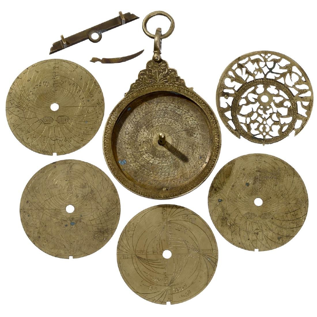 Rare Islamic Astrolabe, probably late 18th/early 19th - 2