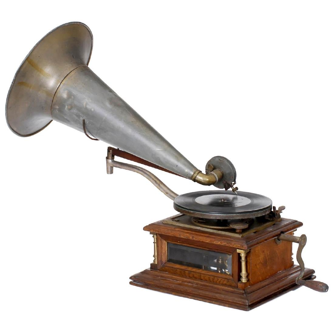 Zonophone Style A Gramophone, c. 1900 - 2