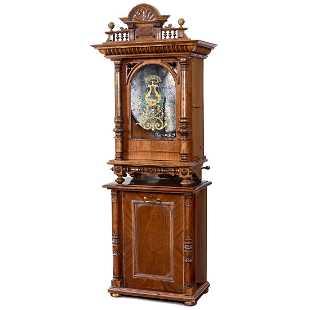 1896 Orphenion No 118 Musical Cabinet C
