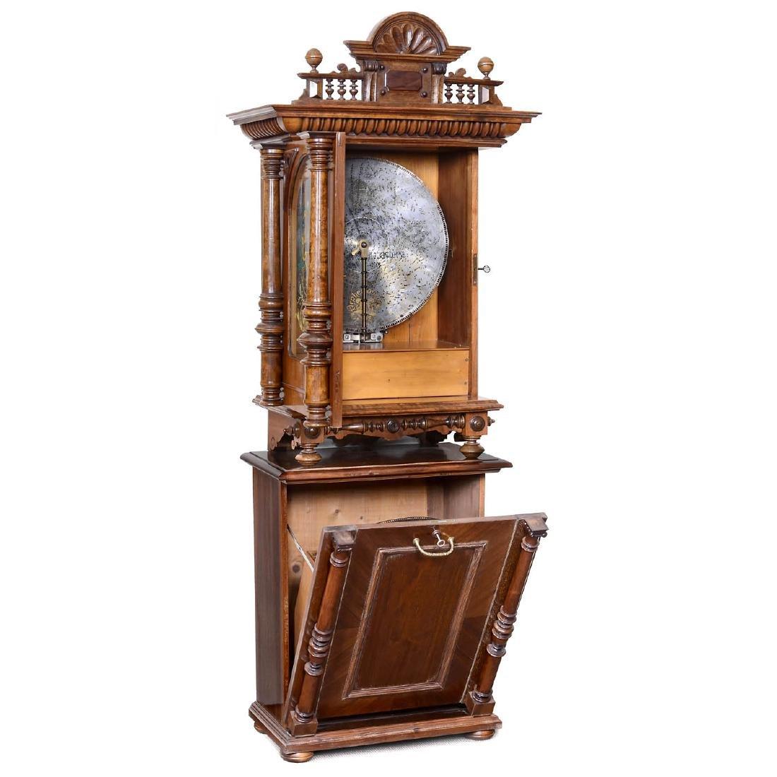 Orphenion No. 118 Musical Cabinet, c. 1896 - 2